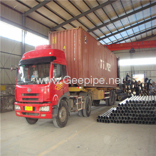 ASME B36.10M Welded and Seamless LSAW Steel Pipe