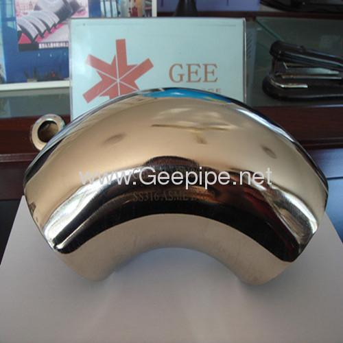 ASME B 16.9 alloy steel long radius elbow