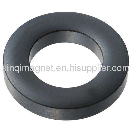 Ferrite motor magnet huge ring