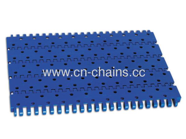 900 Perforated Flat Top Straight Run Modular Conveyor Belt