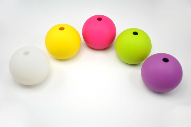 Pomotion silicone ice ball mould