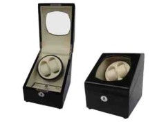 Machine Display Wooden Watch Box Case