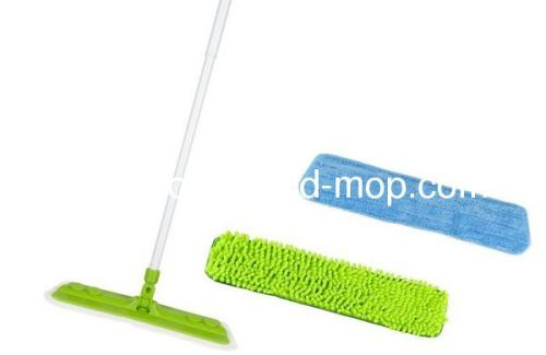microfiber chenille flat floor cleaning mop