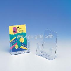 A5 acrylic leaflet holder