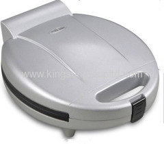 stainless sandwich / grill / waffle maker