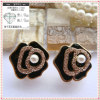 fashion imitation jewelry earring with diamond 2013 new design