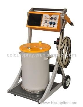 electrostatic powder spray machine