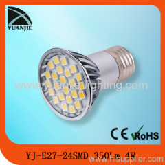 4w e27 led spot light