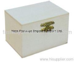 cheap wooden packing box