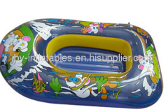 PVC Inflatable Children boat