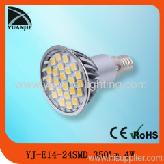 MR16/GU10/E27/E14 4w led spot light