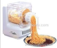 Electric Pasta Maker Ronco Popeil Pasta Maker as seen on tv