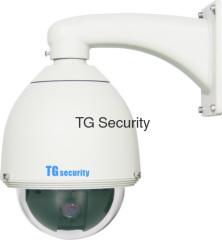 Security PTZ Dome Camera