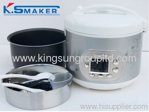Best multifunction cooker cute rice cooker 6-in-1