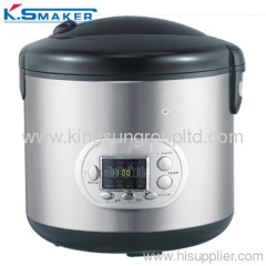 China 6-in-1 rice cooker multi cooker slow cooker