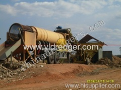 2013 Alluvial gold washing plant
