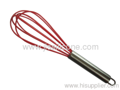 Chicken tools Silicone egg whisk