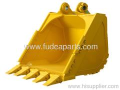 standard excavator bucket assy