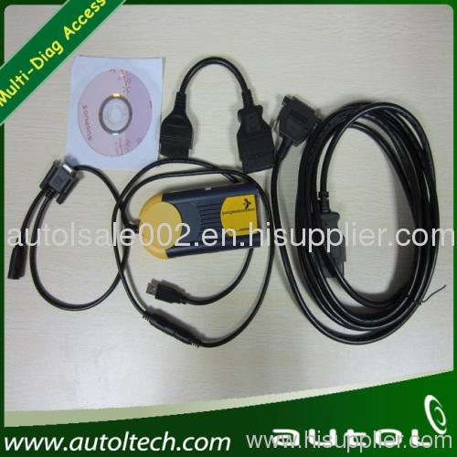 Multi-Di@G Access Pass-Thru OBD2 Device