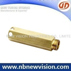 Brass Pipe Fittings for OEM