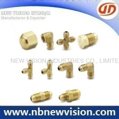 Hot Forged Brass Threaded Fittings - Unions & Connectors