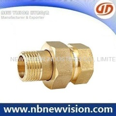 Brass Union Pipe Fitting