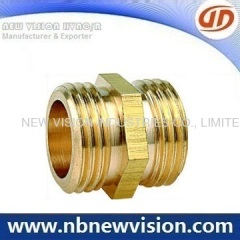 Brass Double Union Fitting