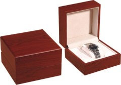 Wooden Watch Box Gift Box Jewelry Box Case