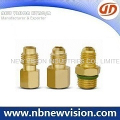 Brass Pipe Flare Fitting