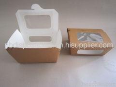 paper sushi tray box