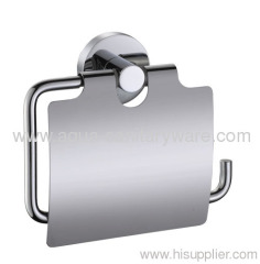Round design Brass Toilet Paper Holder