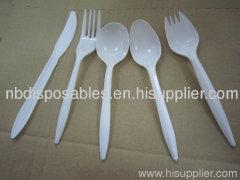 plastic cutlery cutlery set