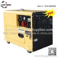 5kw Silent Running Diesel Generator