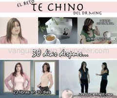 Te Chino del Dr AS SEEN ON TV