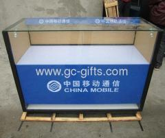 Store display counter for smart phone