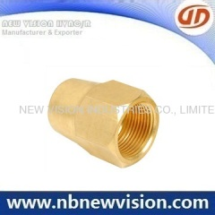 Brass Long Flare Nut