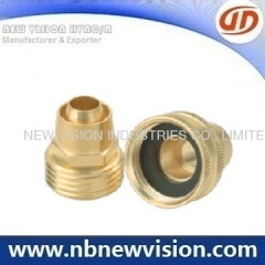 Brass Plug with O Ring