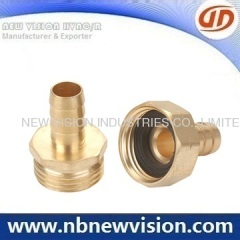 Brass Fitting with O Ring