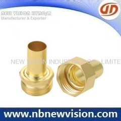 Brass Fitting for Hose Pipe