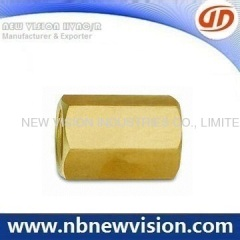 Brass Adapter Pipe Fitting
