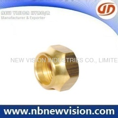 Forged Brass Flare Nut