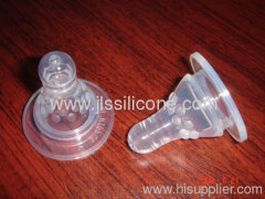 Silicone Baies teat in good quality