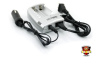 [HAOBA] Battery charger for18650 rechargeable Li-ion 3.6V 3.7V with car charger