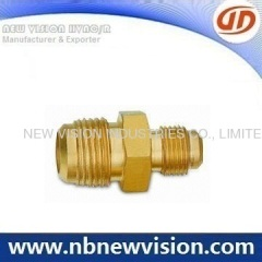 Brass Pipe Fitting - Union for Refrigeration