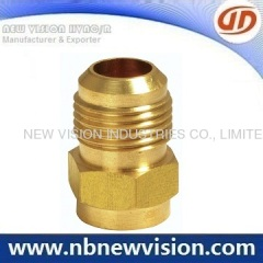 Brass Single Union Fitting