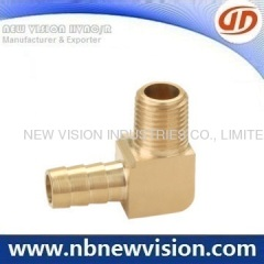 Brass Pipe Fitting for A/C