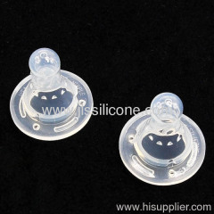 100% Food Grade Silicone Nipple