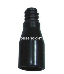 The standard metric plastic thread fits for Dia. 25.4mm pole