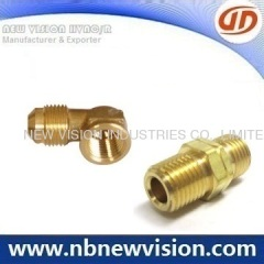 HVAC Brass Pipe Fitting