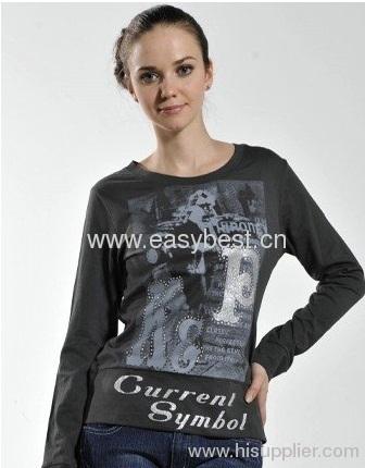 2013 Hotselling women's t shirts